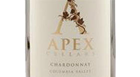 Apex Cellars Chardonnay Label