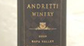Andretti  Napa Valley Cabernet Sauvignon | Red Wine