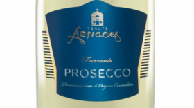 Arnaces Prosecco Frizzante DOC Label