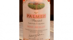 Palmer Vineyards 2014 Merlot | Rosé Wine