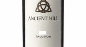 Ancient Hill Estate Winery 2014 Baco Noir | Red Wine