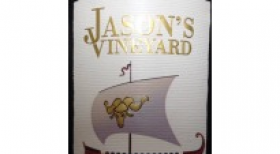 Jason's Vineyard 2007 Chardonnay Label