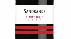 Sandbanks Estate Winery 2017 Pinot Noir | Red Wine
