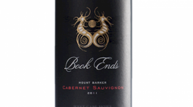 West Cape Howe Book Ends Cabernet Sauvignon 2015 Label
