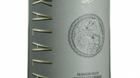 Kalala Organic Estate Winery 2016 Gewürztraminer Label