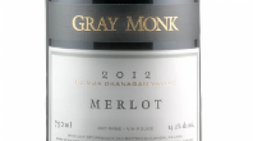 Gray Monk Estate Winery 2012 Merlot | Red Wine