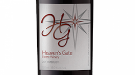 Heaven's Gate 2013 Merlot | Red Wine