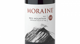 Moraine Estate Winery 2013 Red Mountain 2013 Label