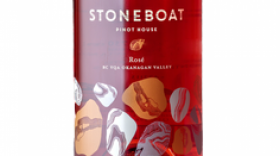 Stoneboat Vineyards & Pinot House 2016 Pinot Noir blend | Rosé Wine