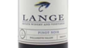 Lange Estate Winery and Vineyards 2011 Pinot Noir | Red Wine