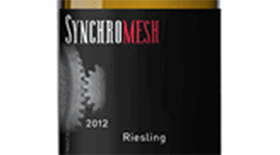 Synchromesh Wines 2013 Riesling Label