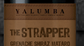 Samuel's Garden The Strapper Label