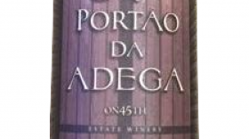 Adega on 45th Estate Winery Portao (Port Style) Label