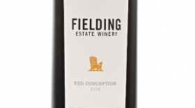 Fielding Estate Winery Red Conception 2013 Label