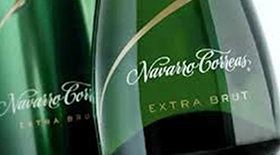 Bodega Navarro Correas 2012 Blend Label