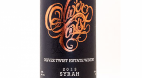 Oliver Twist Estate Winery 2013 Syrah (Shiraz) | Red Wine