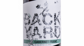 Backyard Vineyards 2015 Cabernet Franc | Red Wine
