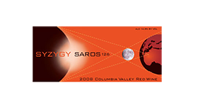 Syzygy 2008 Saros Label