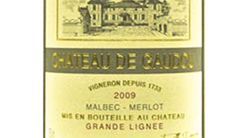 Chateau de Gaudou 2012 Malbec blend | Red Wine