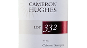 Lot 332 Label