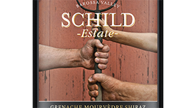 Schild Estate 2011 Grenache blend Label