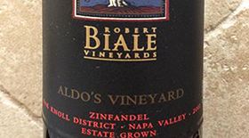 Aldos Vineyard Zin | Red Wine