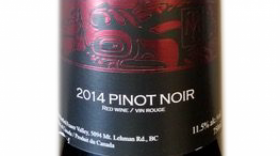 Mt. Lehman Winery 2014 Pinot Noir | Red Wine