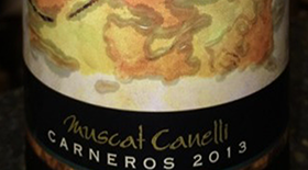 Muscat Canelli | White Wine