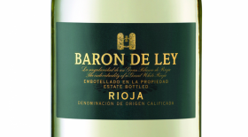 Baron De Ley Blanco Label