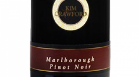 Kim Crawford 2011 Pinot Noir Label