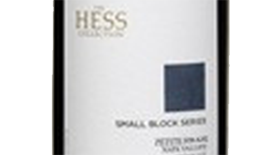 Small Block Petite Sirah Label