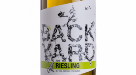 Backyard Vineyards 2016 Riesling | White Wine