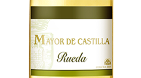 Mayor De Castilla Viura-Verdejo Rueda Label
