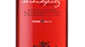Serendipity Winery 2012 Roses Label
