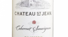 Chateau St. Jean 2014 Cabernet Sauvignon California | Red Wine