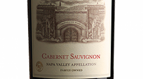Rutherford Hill Winery 2012 Cabernet Sauvignon Label