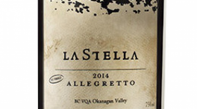 "La Stella 2014 Allegretto ""Pie Franco"" Merlot 