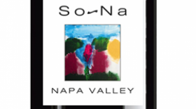 So-Na Cabernet Sauvignon 2010 Label