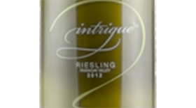 Intrigue Wines 2013 Riesling Label