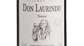 Don Laurindo 2009 Tannat Label