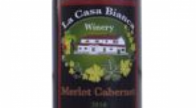 La Casa Bianca Winery 2010 Cabernet Merlot | Red Wine