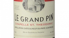 Chapelle St. Theodoric Le Grand Pin 2013 Châteauneuf-du-Pape | Red Wine