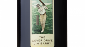 Jim Barry The Cover Drive 2015 Cabernet Sauvignon Label