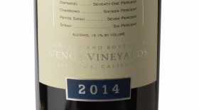 Venge Vineyards Scout's Honor 2014 Label