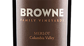 Browne Family Vineyards 2013 Merlot | Red Wine