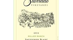 Miller Ranch Sauvignon Blanc Label