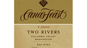 Two Rivers Label