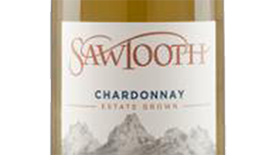 Sawtooth Chardonnay Label