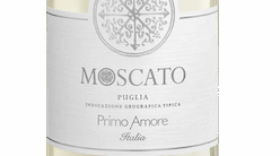 Primo Amore Moscato IGT | White Wine