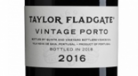 Taylor Fladgate 2016 Vintage Port | Red Wine